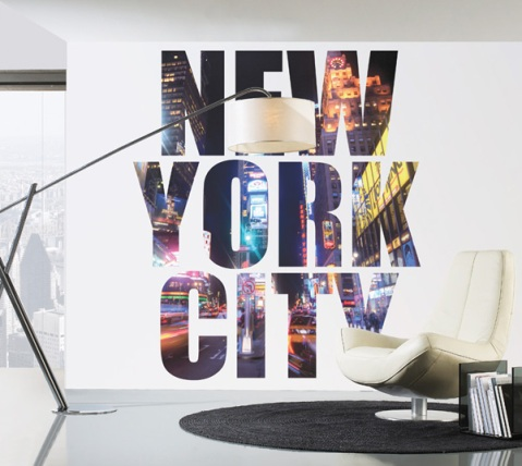Mural Pared New York