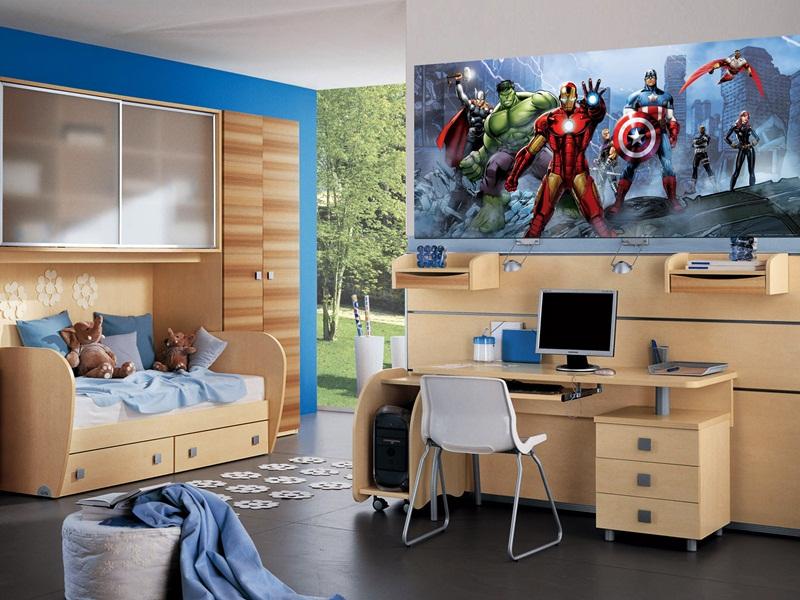 Fotomurales paredes murales pared p gina 2 for Paginas para disenar habitaciones